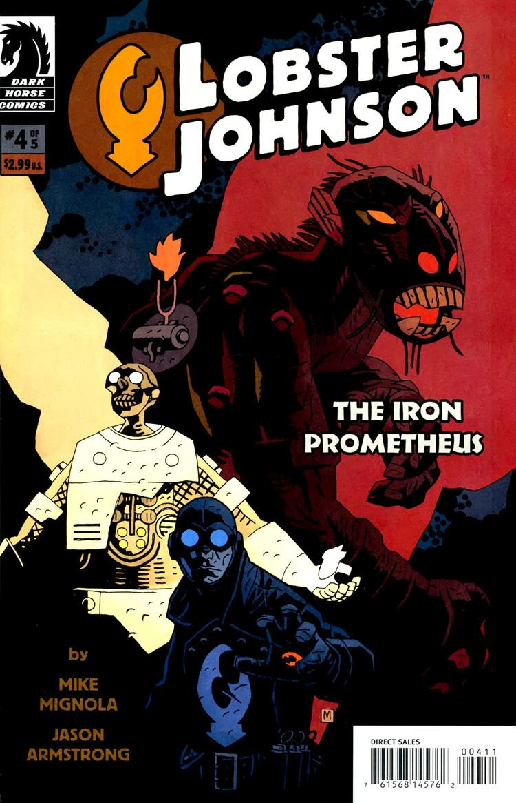 Lobster Johnson 1000 images about Lobster Johnson on Pinterest Lobsters Art and