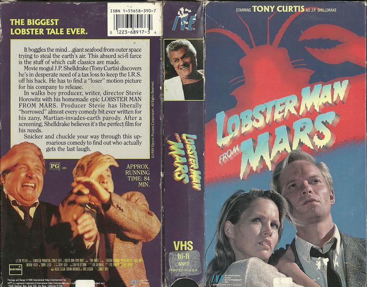 Lobster Man from Mars Lobster Man from Mars HORRORPEDIA
