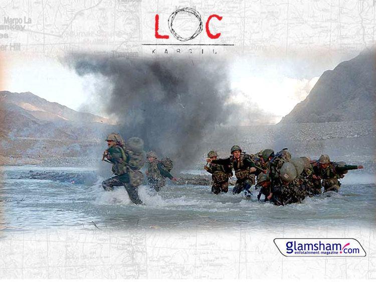 LOC Kargil movie scenes LOC Kargil Wallpaper