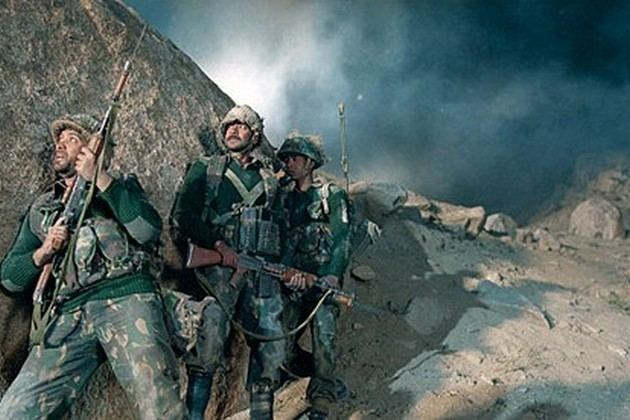 LOC Kargil movie scenes JP Dutta s LOC is also dedicated to the Kargil war and this movie narrates the difficulties our jawans face during war situations