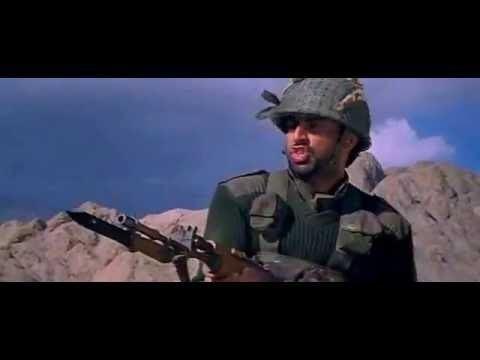 LOC Kargil movie scenes Capt Vikram Batra L O C Kargil