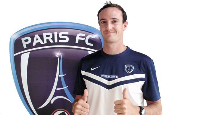 Loïc Poujol Loc Poujol rejoint le Paris FC Paris FC