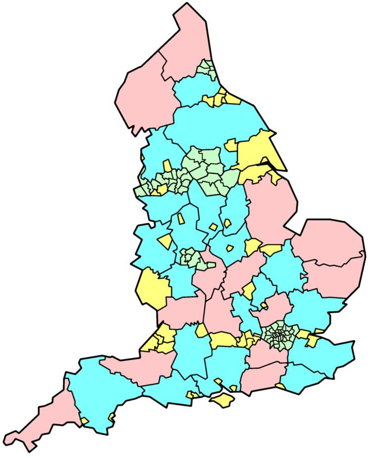 Local Government Commission for England (1992)