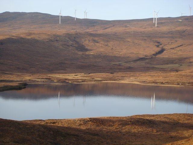 Loch a' Bhainne