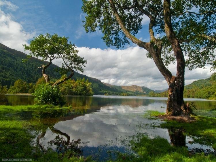 Loch Chon wwwbritainexpresscomzenalbumspotd1600LochCh