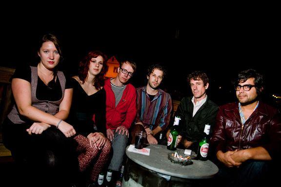 Loch Lomond (band) Interview with Loch Lomond The Night Bats EP mxdwncom