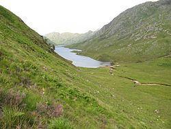 Loch na Creige Duibhe, Lochaber httpsuploadwikimediaorgwikipediacommonsthu