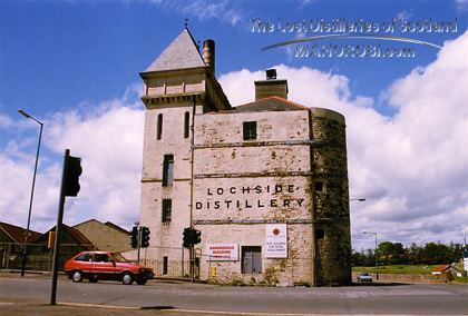Lochside distillery LOCHSIDE The Lost Distilleries of Scotland
