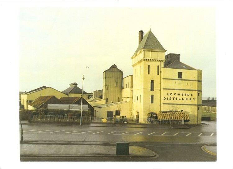 Lochside distillery WhiskyIntelligencecom Blog Archive Silent Distillery Profile