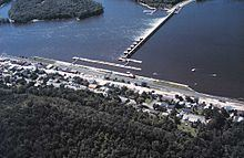 Lock and Dam No. 4 httpsuploadwikimediaorgwikipediacommonsthu