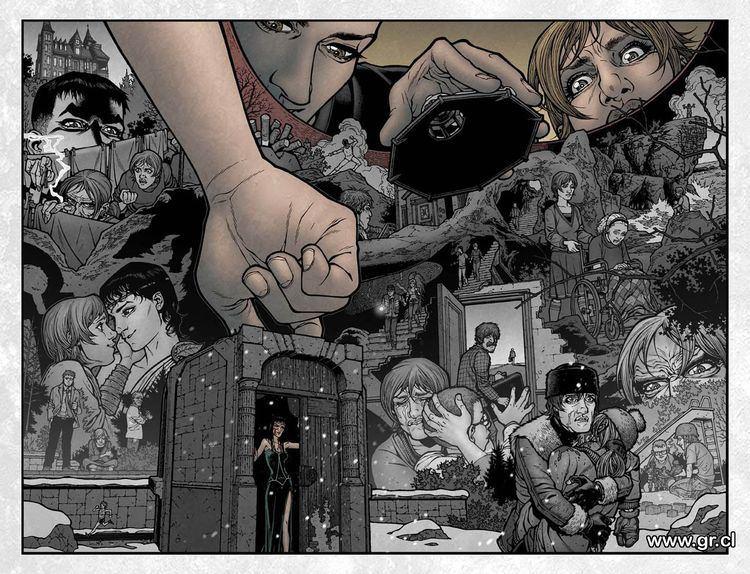 Locke & Key 1000 images about Locke amp Key on Pinterest Graphic novels Posts