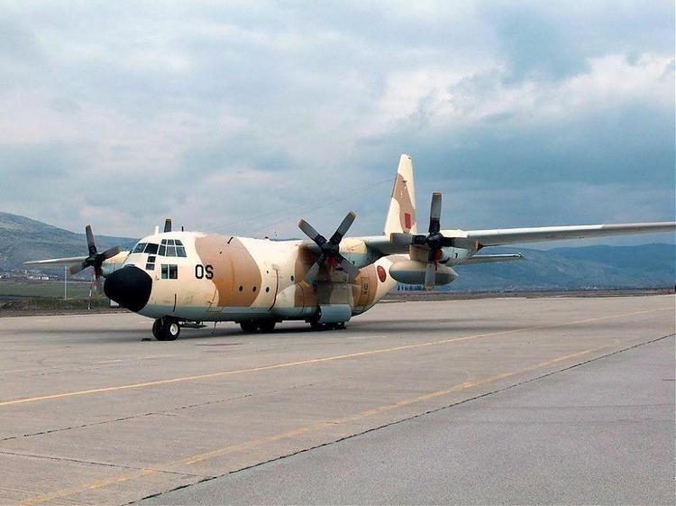 Lockheed C-130 Hercules 2011 Royal Moroccan Air Force Lockheed C130 Hercules crash Wikipedia