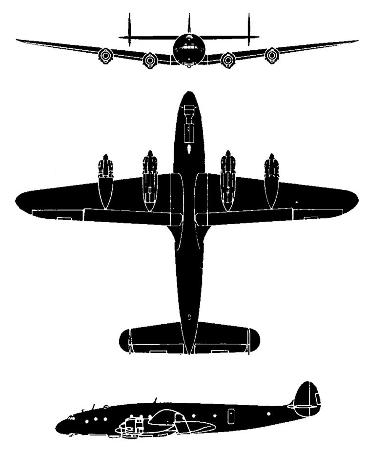 Lockheed Constellation variants