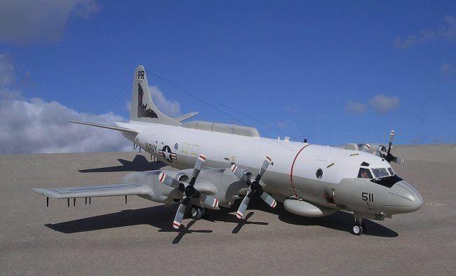 Lockheed EP-3 172 Lockheed EP3E Orion by Carmel J Attard