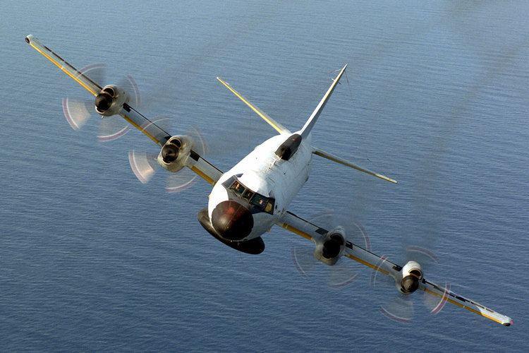 Lockheed EP-3 EP3 Ares II Militarycom