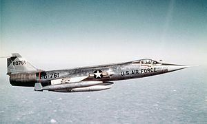 Lockheed F-104 Starfighter Lockheed F104 Starfighter Wikipedia