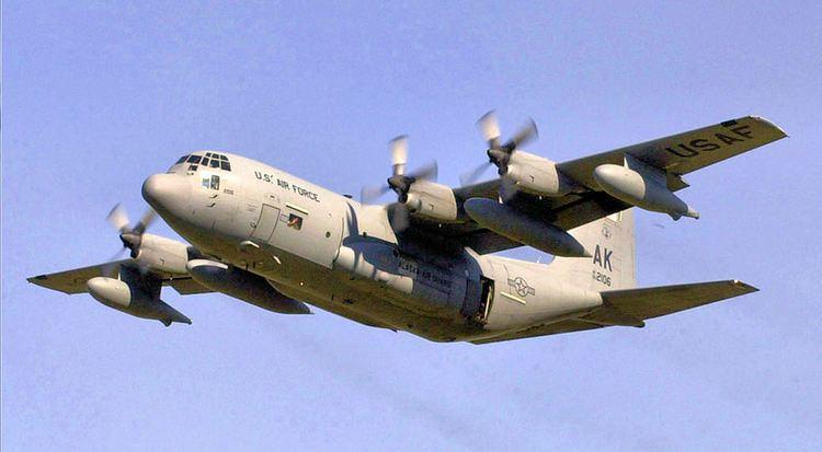 Lockheed HC-130 File517th Airlift Squadron Lockheed HC130N Hercules 932106jpg