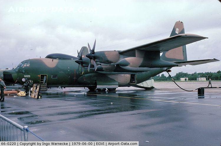Lockheed HC-130 Aircraft 660220 1966 Lockheed HC130P Hercules CN 3824179 Photo