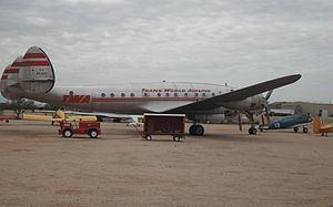 Lockheed L-049 Constellation Lockheed L049 Constellation Wikipedia