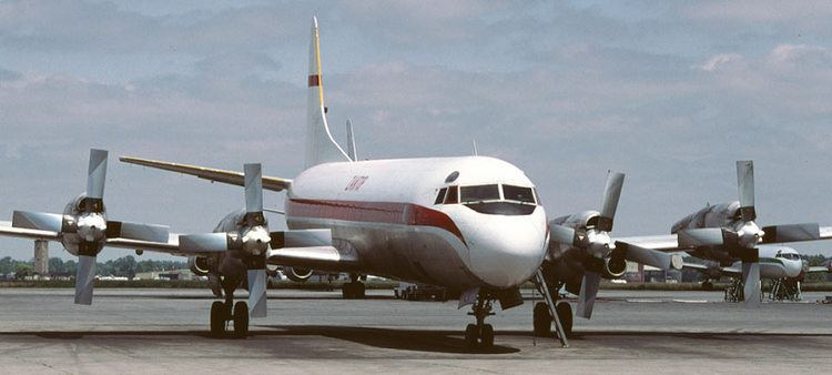 Lockheed L-188 Electra Lockheed L188 Electra pictures technical data history Barrie