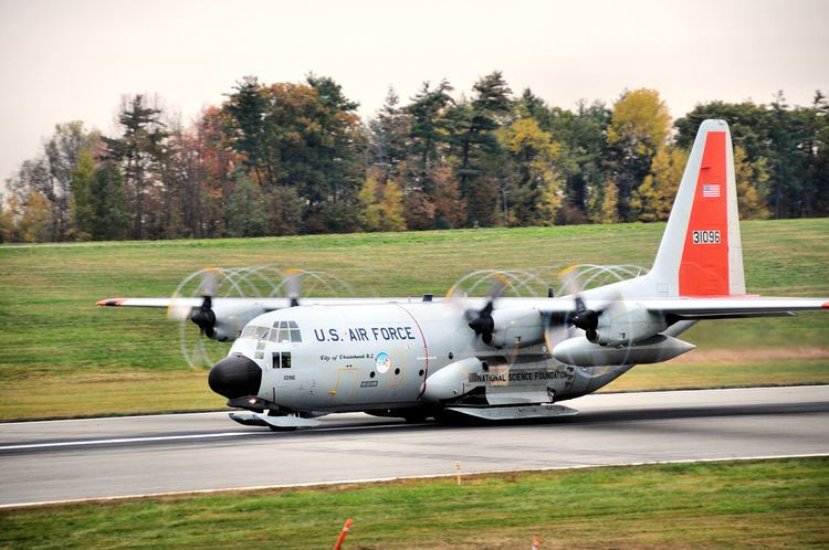 Lockheed LC-130 File139th Airlift Squadron Lockheed LC130H Hercules 931096jpg
