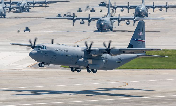 Lockheed Martin C-130J Super Hercules Heart of Texas Bound Dyess AFB Receives 27th C130J Super Hercules