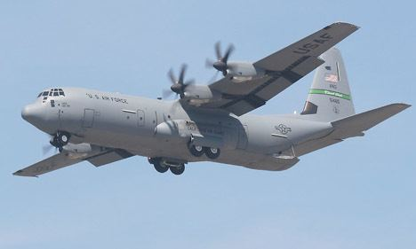 Lockheed Martin C-130J Super Hercules Welcome to Aircraft Compare