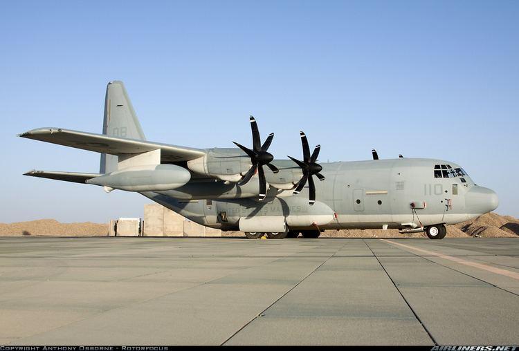Lockheed Martin KC-130 Lockheed Martin KC130J Hercules L382G USA Marines Aviation