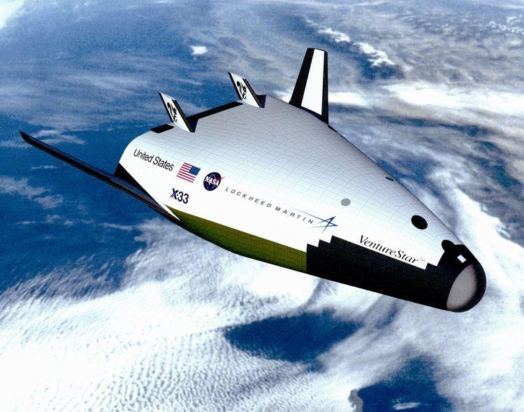Lockheed Martin X-33 VentureStar United Futurist Association