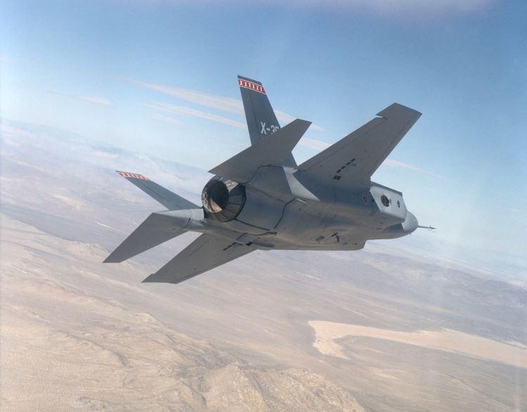 Lockheed Martin X-35 httpsairandspacesieduwebimagescollectionsf