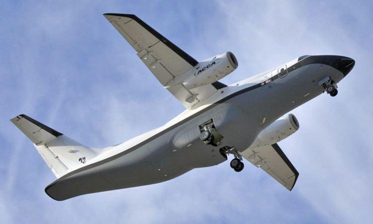 Lockheed Martin X-55 Lockheed Martin X55 ACCA Advanced Composite Cargo Aircraft