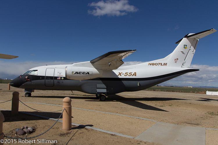 Lockheed Martin X-55 LockheedMartin X55 ACCA N807LM9806 Robert Flickr