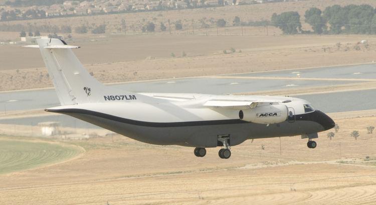 Lockheed Martin X-55 The Lockheed Martin X55 Advanced Composite Cargo Aircraft The