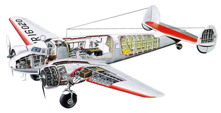 Lockheed Model 10 Electra Lockheed Electra Aircraft