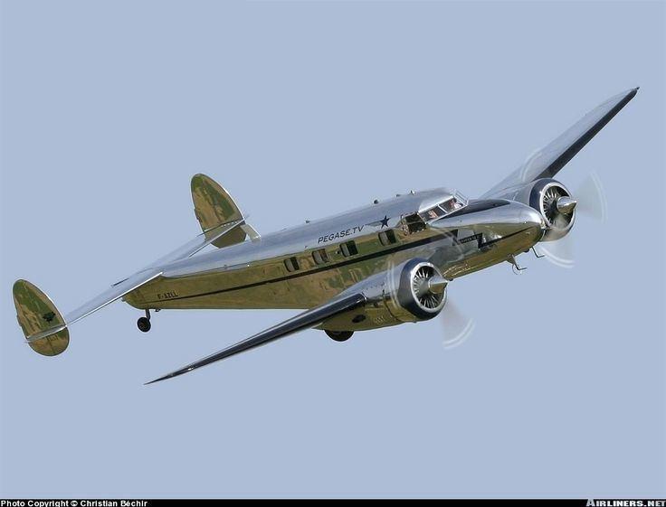 Lockheed Model 12 Electra Junior Lockheed Model 12 Electra Junior Picture of the Lockheed 12A