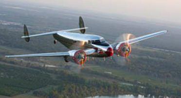 Lockheed Model 12 Electra Junior Flying the Lockheed Model 12 Electra Junior Model Airplane News
