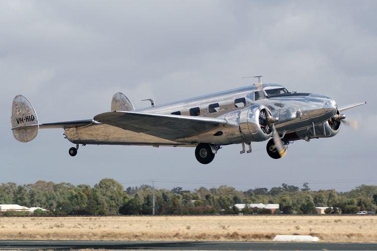 Lockheed Model 12 Electra Junior Lockheed Model 12 Electra Junior Wikiwand
