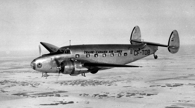 Lockheed Model 18 Lodestar CFTDB