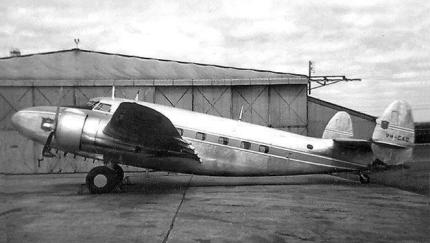 Lockheed Model 18 Lodestar Lockheed 18 Lodestar VHCAC