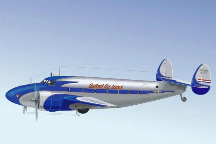 Lockheed Model 18 Lodestar Lockheed Model 18 Lodestar 18 Plans JB Laser Cut Kits Australia
