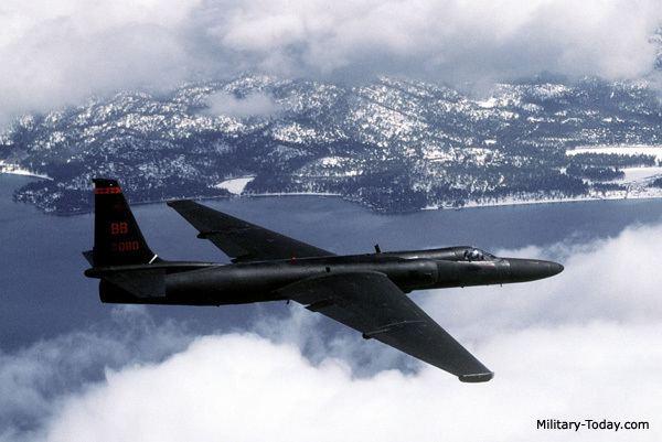 Lockheed U-2 Lockheed U2 Reconnaissance Aircraft MilitaryTodaycom