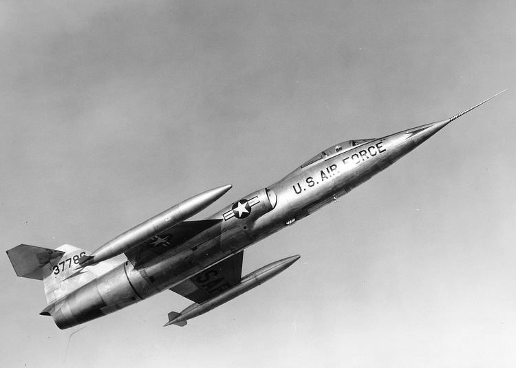 Lockheed XF-104 4 March 1954 This Day in Aviation
