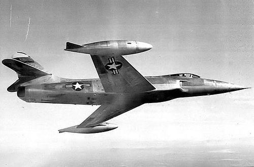 Lockheed XF-90 Tails Through Time The Skunk Works Make a Real Stinker The
