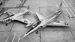 Lockheed XF-90 172 scale Lockheed XF90 Penetraction fighter to flight deep enemy