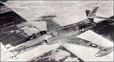 Lockheed XF-90 Lockheed XF90 longrange penetration fighter