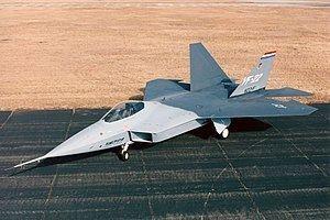 Lockheed YF-22 httpsuploadwikimediaorgwikipediacommonsthu