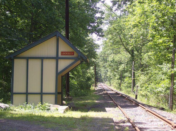Locksley station (Pennsylvania)
