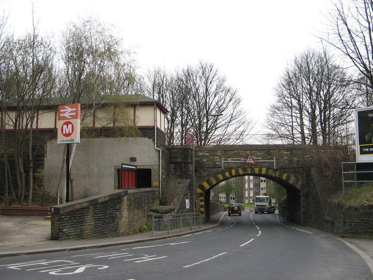 Lockwood railway station