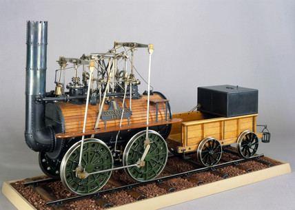 Locomotion No. 1 Locomotion No 139 Stockton and Darlington Railway 1825 at Science