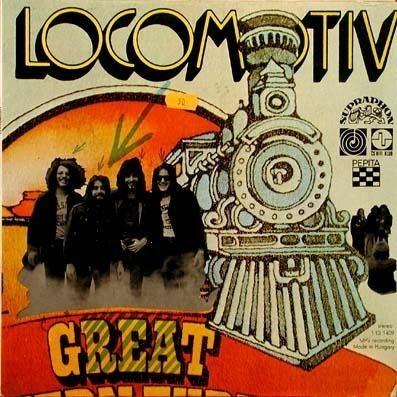 Locomotiv GT Ringasd el magad by Locomotiv Gt LP with progg Ref105243487
